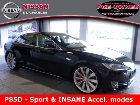 Pre-Owned 2015 Tesla Model S P85D BRAND NEW!! STEAL OF A DEAL AWD 4D Sedan